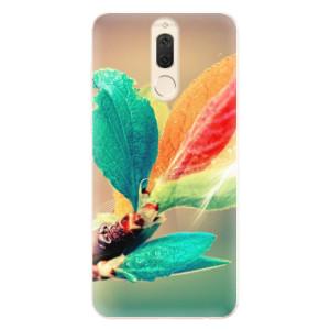 Silikonové pouzdro iSaprio (mléčně zakalené) Podzim 02 na mobil Huawei Mate 10 Lite