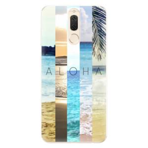 Silikonové pouzdro iSaprio (mléčně zakalené) Aloha 02 na mobil Huawei Mate 10 Lite
