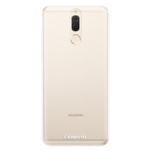 Silikonové pouzdro iSaprio 4Pure mléčné bez potisku na mobil Huawei Mate 10 Lite