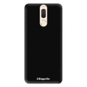 Silikonové pouzdro iSaprio 4Pure černé na mobil Huawei Mate 10 Lite