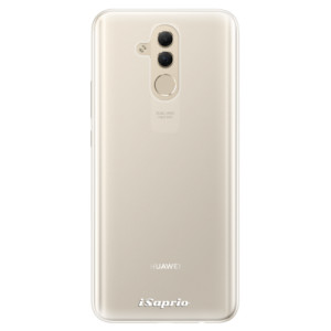 Silikonové pouzdro iSaprio 4Pure mléčné bez potisku na mobil Huawei Mate 20 Lite