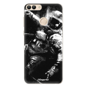 Silikonové pouzdro iSaprio (mléčně zakalené) Astronaut 02 na mobil Huawei P Smart