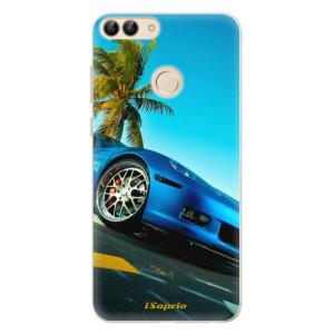Silikonové pouzdro iSaprio (mléčně zakalené) Kára 10 na mobil Huawei P Smart