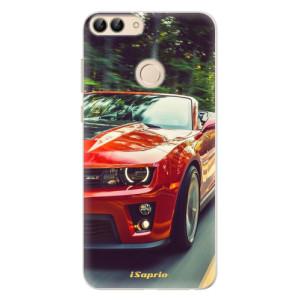 Silikonové pouzdro iSaprio (mléčně zakalené) Chevrolet 02 na mobil Huawei P Smart