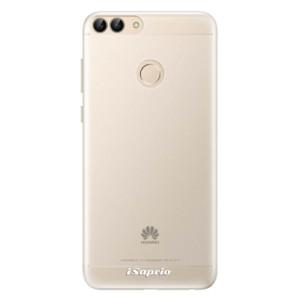 Silikonové pouzdro iSaprio 4Pure mléčné bez potisku na mobil Huawei P Smart