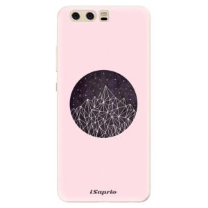 Silikonové pouzdro iSaprio (mléčně zakalené) Hora 10 na mobil Huawei P10