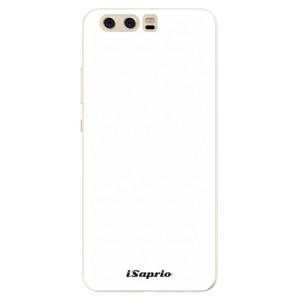 Silikonové pouzdro iSaprio 4Pure bílé na mobil Huawei P10