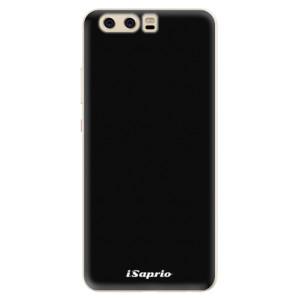 Silikonové pouzdro iSaprio 4Pure černé na mobil Huawei P10