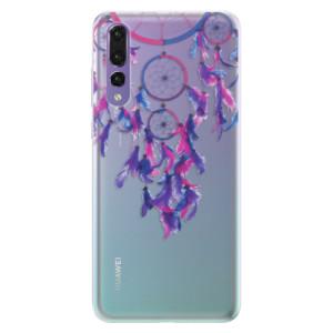 Silikonové pouzdro iSaprio (mléčně zakalené) Lapač snů 01 na mobil Huawei P20 Pro