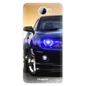 Silikonové pouzdro iSaprio (mléčně zakalené) Chevrolet 01 na mobil Huawei Y5 II / Y6 II Compact