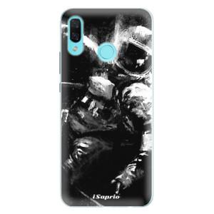 Silikonové pouzdro iSaprio (mléčně zakalené) Astronaut 02 na mobil Huawei Nova 3