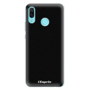 Silikonové pouzdro iSaprio 4Pure černé na mobil Huawei Nova 3