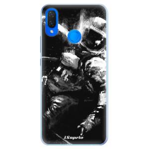 Silikonové pouzdro iSaprio (mléčně zakalené) Astronaut 02 na mobil Huawei Nova 3i