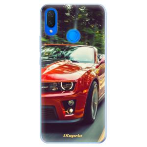 Silikonové pouzdro iSaprio (mléčně zakalené) Chevrolet 02 na mobil Huawei Nova 3i