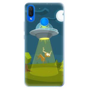 Silikonové pouzdro iSaprio (mléčně zakalené) Ufouni 01 na mobil Huawei Nova 3i