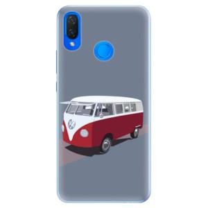 Silikonové pouzdro iSaprio (mléčně zakalené) VW Bus na mobil Huawei Nova 3i