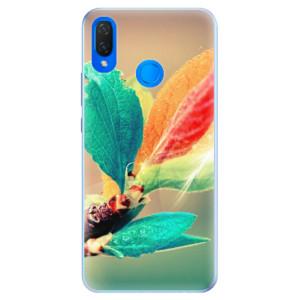 Silikonové pouzdro iSaprio (mléčně zakalené) Podzim 02 na mobil Huawei Nova 3i