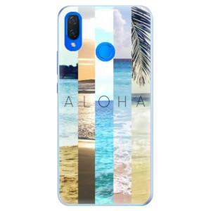 Silikonové pouzdro iSaprio (mléčně zakalené) Aloha 02 na mobil Huawei Nova 3i