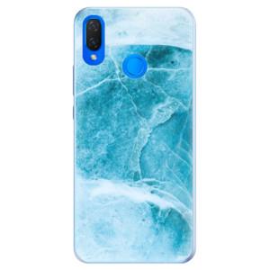 Silikonové pouzdro iSaprio (mléčně zakalené) Blue Marble na mobil Huawei Nova 3i