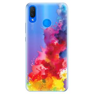 Silikonové pouzdro iSaprio (mléčně zakalené) Color Splash 01 na mobil Huawei Nova 3i