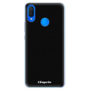 Silikonové pouzdro iSaprio 4Pure černé na mobil Huawei Nova 3i