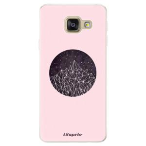 Silikonové pouzdro iSaprio (mléčně zakalené) Hora 10 na mobil Samsung Galaxy A5 2016