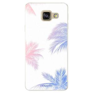 Silikonové pouzdro iSaprio (mléčně zakalené) Palmy 10 na mobil Samsung Galaxy A5 2016