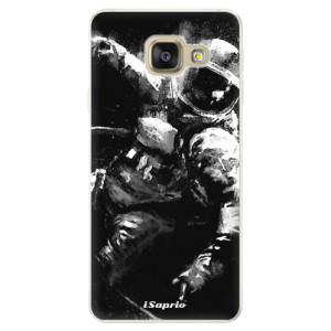 Silikonové pouzdro iSaprio (mléčně zakalené) Astronaut 02 na mobil Samsung Galaxy A5 2016