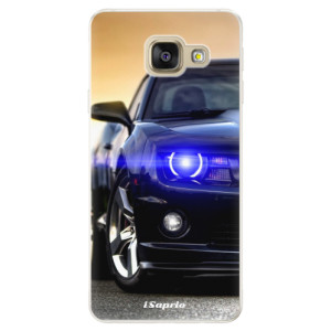Silikonové pouzdro iSaprio (mléčně zakalené) Chevrolet 01 na mobil Samsung Galaxy A5 2016