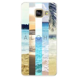 Silikonové pouzdro iSaprio (mléčně zakalené) Aloha 02 na mobil Samsung Galaxy A5 2016