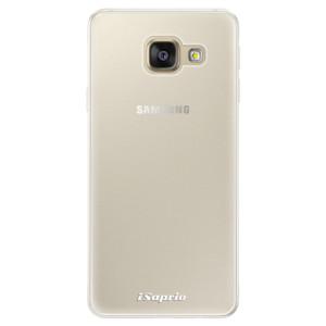 Silikonové pouzdro iSaprio 4Pure mléčné bez potisku na mobil Samsung Galaxy A5 2016