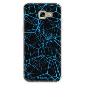 Silikonové pouzdro iSaprio (mléčně zakalené) Abstract Outlines 12 na mobil Samsung Galaxy A5 2017