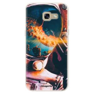 Silikonové pouzdro iSaprio (mléčně zakalené) Astronaut 01 na mobil Samsung Galaxy A5 2017