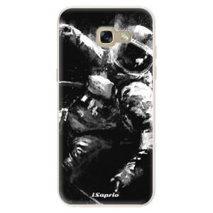 Silikonové pouzdro iSaprio (mléčně zakalené) Astronaut 02 na mobil Samsung Galaxy A5 2017