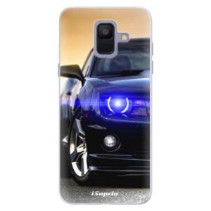 Silikonové pouzdro iSaprio (mléčně zakalené) Chevrolet 01 na mobil Samsung Galaxy A6
