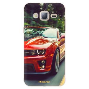 Silikonové pouzdro iSaprio (mléčně zakalené) Chevrolet 02 na mobil Samsung Galaxy J3 2016