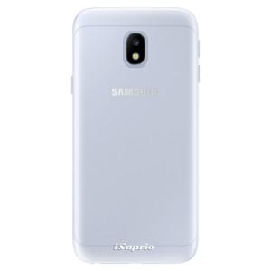 Silikonové pouzdro iSaprio 4Pure mléčné bez potisku na mobil Samsung Galaxy J3 2017