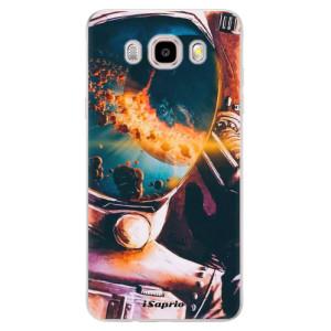 Silikonové pouzdro iSaprio (mléčně zakalené) Astronaut 01 na mobil Samsung Galaxy J5 2016