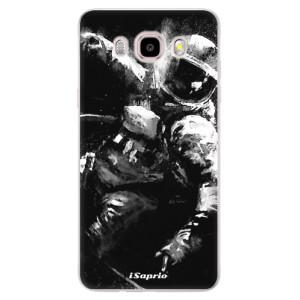 Silikonové pouzdro iSaprio (mléčně zakalené) Astronaut 02 na mobil Samsung Galaxy J5 2016