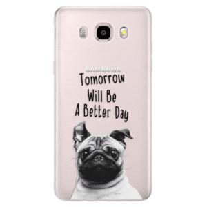Silikonové pouzdro iSaprio (mléčně zakalené) - Better Day 01 na mobil Samsung Galaxy J5 2016