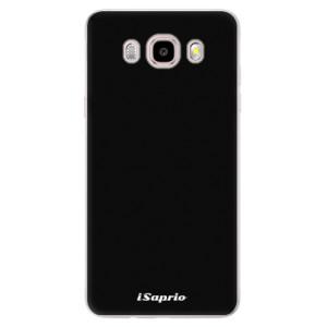 Silikonové pouzdro iSaprio 4Pure černé na mobil Samsung Galaxy J5 2016