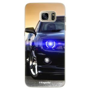 Silikonové pouzdro iSaprio (mléčně zakalené) Chevrolet 01 na mobil Samsung Galaxy S7