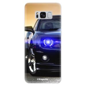 Silikonové pouzdro iSaprio (mléčně zakalené) Chevrolet 01 na mobil Samsung Galaxy S8