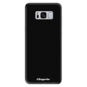 Silikonové pouzdro iSaprio 4Pure černé na mobil Samsung Galaxy S8