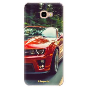 Silikonové pouzdro iSaprio (mléčně zakalené) Chevrolet 02 na mobil Samsung Galaxy J4 Plus
