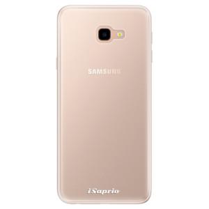 Silikonové pouzdro iSaprio 4Pure mléčné bez potisku na mobil Samsung Galaxy J4 Plus