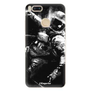 Silikonové pouzdro iSaprio (mléčně zakalené) Astronaut 02 na mobil Xiaomi Mi A1