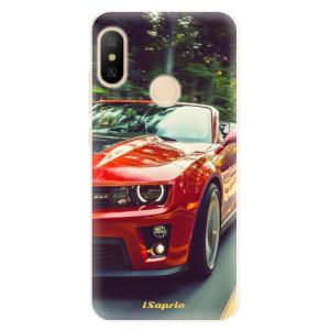 Silikonové pouzdro iSaprio (mléčně zakalené) Chevrolet 02 na mobil Xiaomi Mi A2 Lite