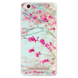 Silikonové pouzdro iSaprio (mléčně zakalené) Blossom 01 na mobil Xiaomi Redmi 4A