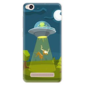 Silikonové pouzdro iSaprio (mléčně zakalené) Ufouni 01 na mobil Xiaomi Redmi 4A